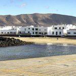 Playa de famara residencias