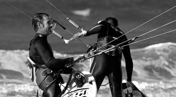 clases de kite en lanzarote