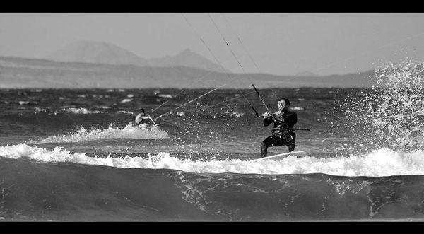 clases de kite surf en caleta de famara