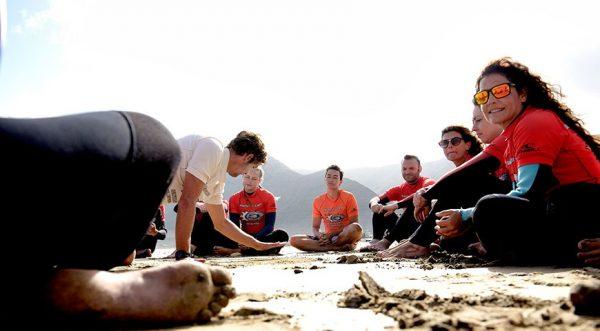 clases de surf en famara