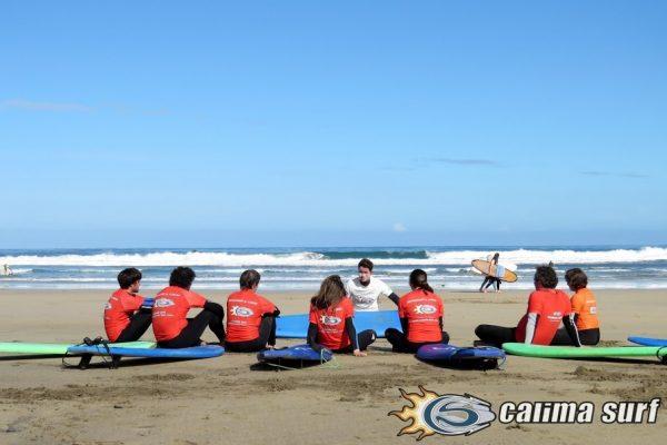 clases de surf en islas canarias