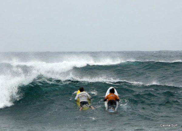 clases intermedio de surf en canarias