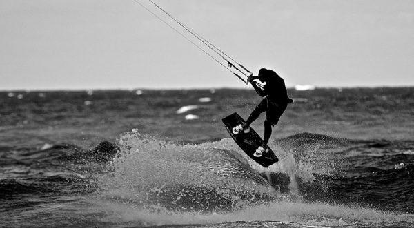 kite surf en españa