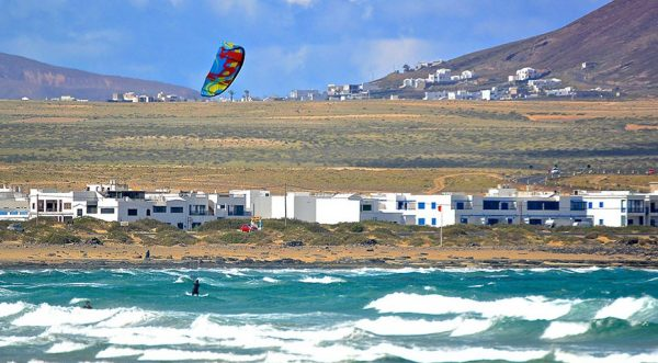 kite surf en famara