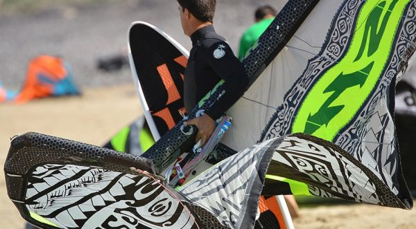 kite surf en islas canarias