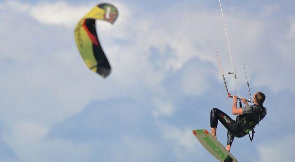 kite surf en lanzarote