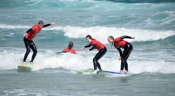 lanzarote en surf