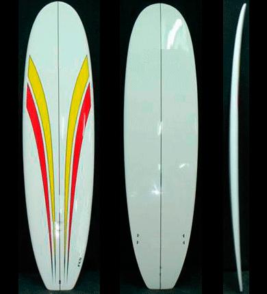 longboard mod 2