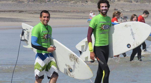 surfcamp avanzado en lanzarote