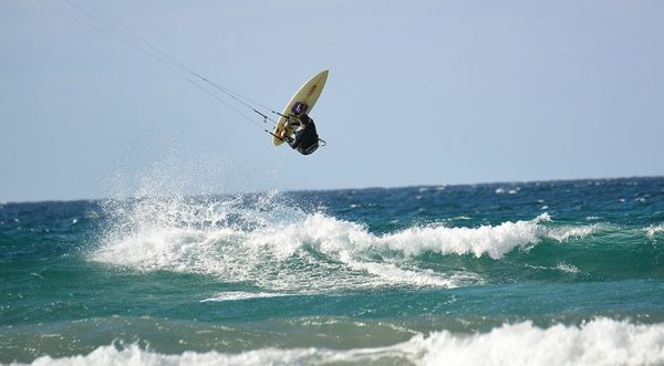 surfcamp kite surf