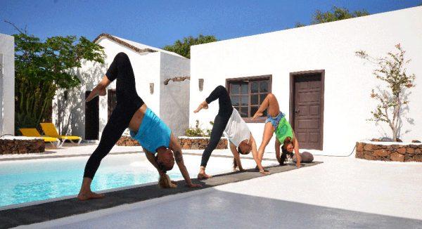 yoga en islas canarias