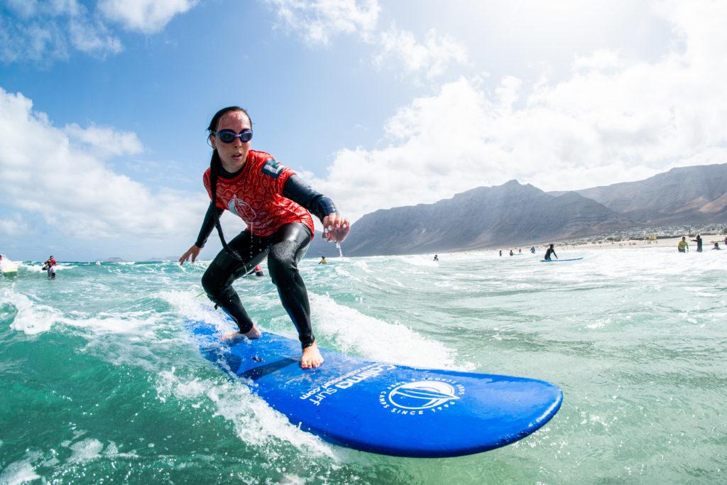 Lanzarote Famara - Surf
