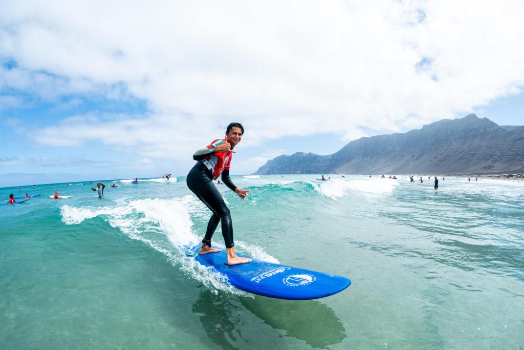 Surf Playa Famara