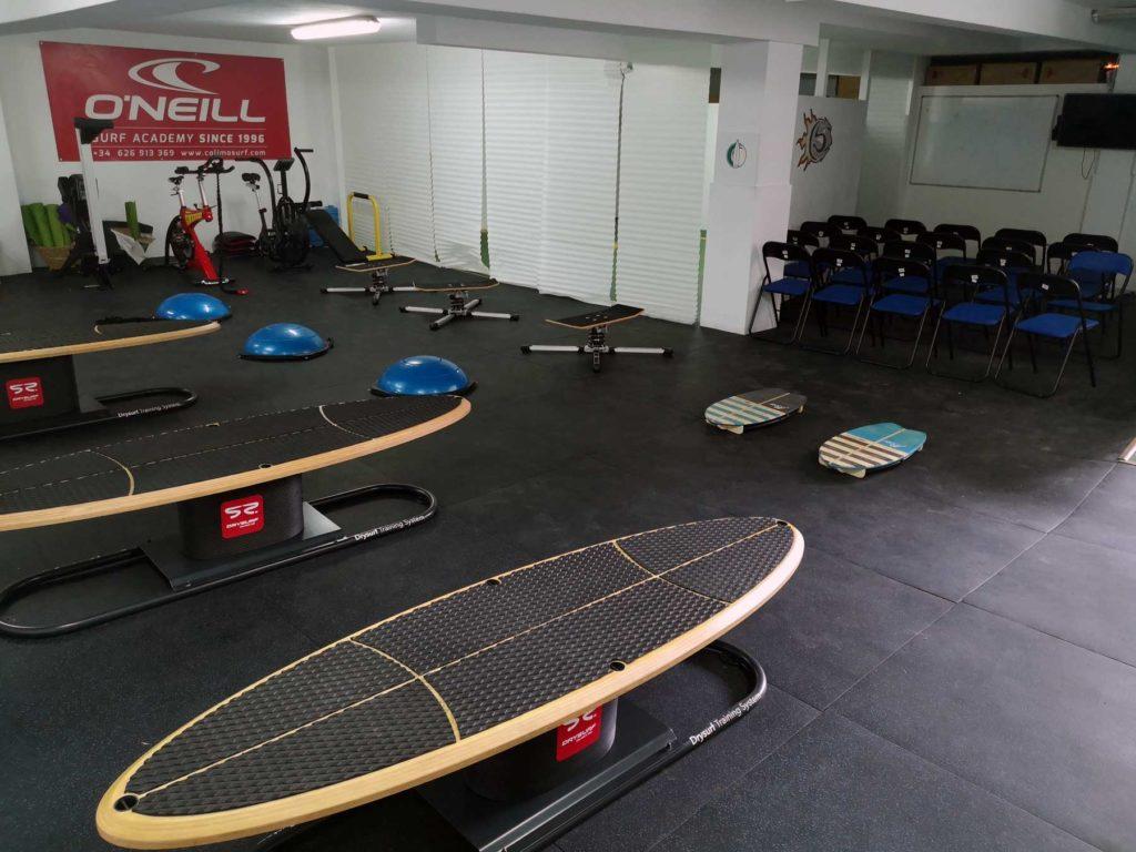 entrenamiento funcional drysurf