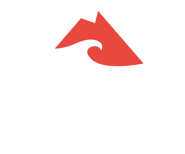 logo blanco surf famara