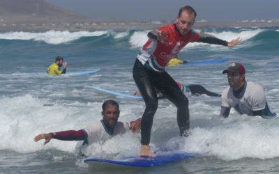 Playa Famara Lanzarote